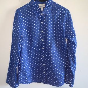 J. Crew perfect fit button down shirt 4